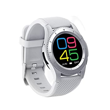 Amazon.com: Kktick G8 Smartwatch Bluetooth 4.0 SIM Card Call ...