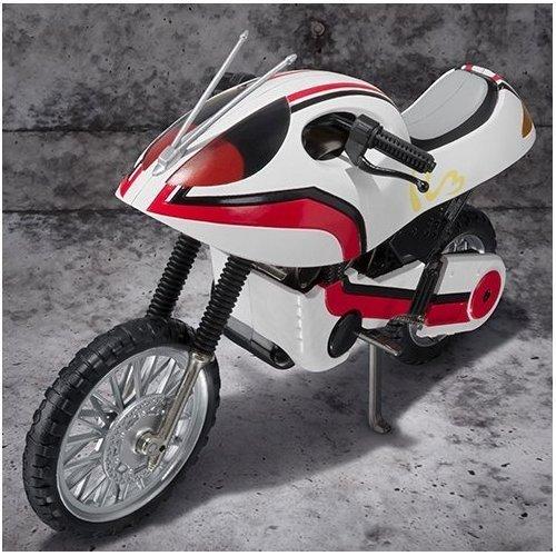 Masked Rider BLACK RX S.H.Figuarts Mac Jabbar