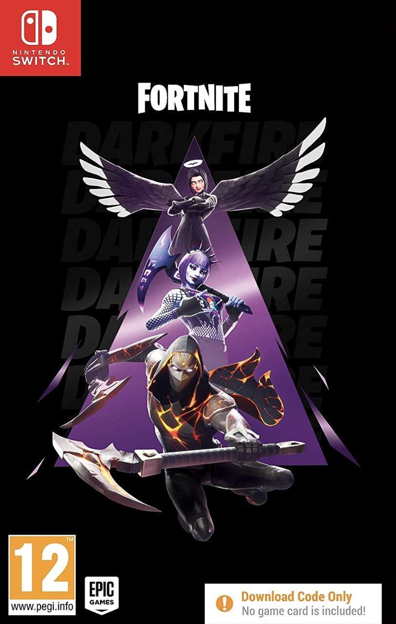 Fortnite Darkfire Bundle Code In A Box Nsw Games