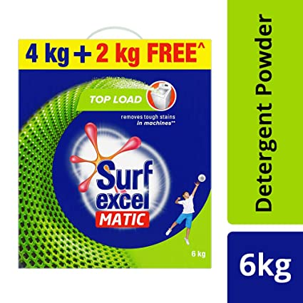 Buy Surf Excel Matic Top Load Detergent Powder