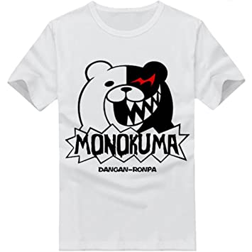 Bromeo Danganronpa Anime Ropa Mangas Cortas Tee T-shirt Camisetas: Amazon.es: Deportes y aire libre