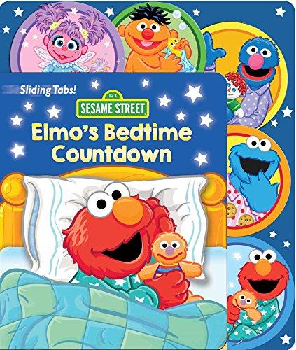 Sesame Street: Elmo's Bedtime Countdown (Count Sesame Street)