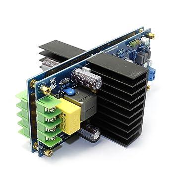 Q-BAIHE IRS2092 IRFB4019 Clase D Tarjeta de Amplificador de Potencia