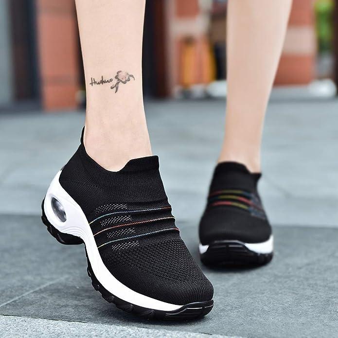 30% Off Hotaden Women's Slip-On Mesh Sneakers