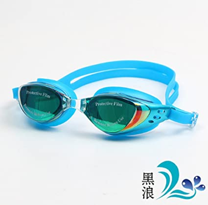 c68dc6de7d5 Adult Prescription Optical Myopia Swimming Goggles Swim Silicone Anti-fog  Coated Water diopter Swimming Eyewear