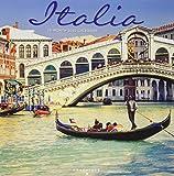 Graphique Italia Wall Calendar, 16-Month 2020