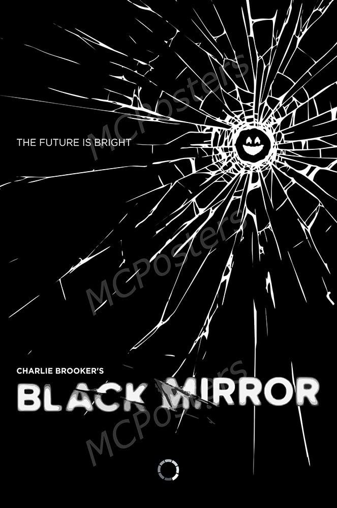"MCPosters Black Mirror TV Show Series Poster GLOSSY FINISH - TVS525 (24"" x 36"" (61cm x 91.5cm))"