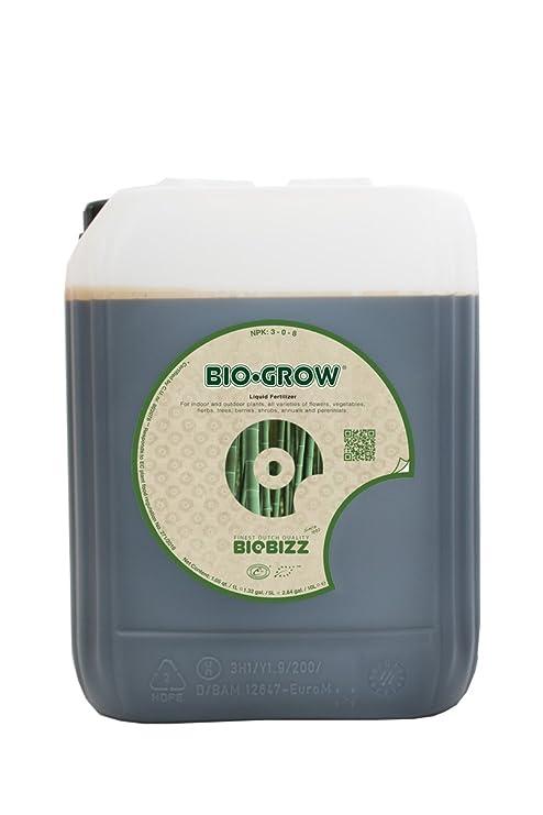 BioBizz Bio-Grow - Olla de cultivo (10 L, 1 L): Amazon.es ...
