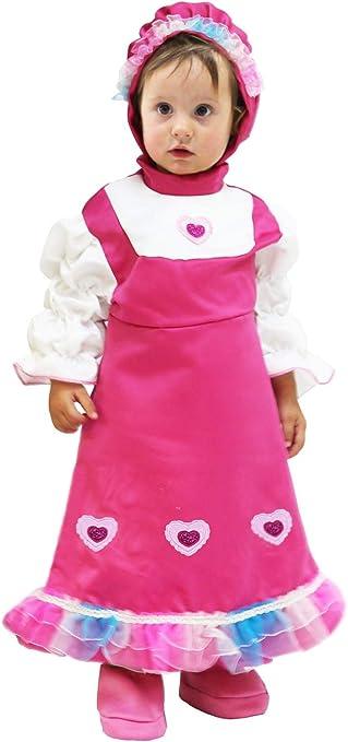 Pegasus - Disfraz para carnaval de Masha 2-3 años: Amazon.es: Bebé