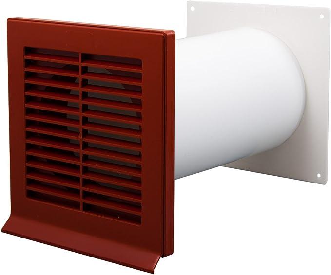 IKM 40041102 Campana accesorios/Canalizado tubos y mangueras/redondo color rojo de 150 Unidades: Amazon.es: Grandes electrodomésticos
