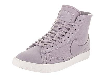 detailed look d720a 2e187 Nike BLAZER MID PRM womens fashion-sneakers 403729-5016 - PROVENCE  PURPLEPROVENCE