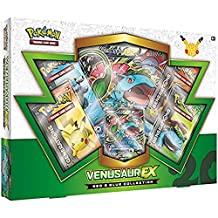 Venusaur Ex Red and Blue Collection Box Generations