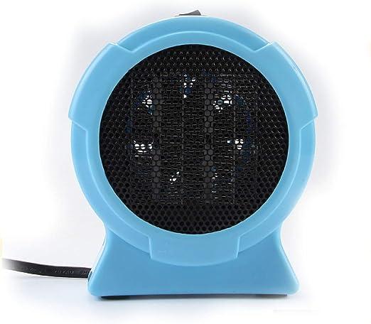 Calentadores pequeños Ventilador de aire caliente de escritorio ...