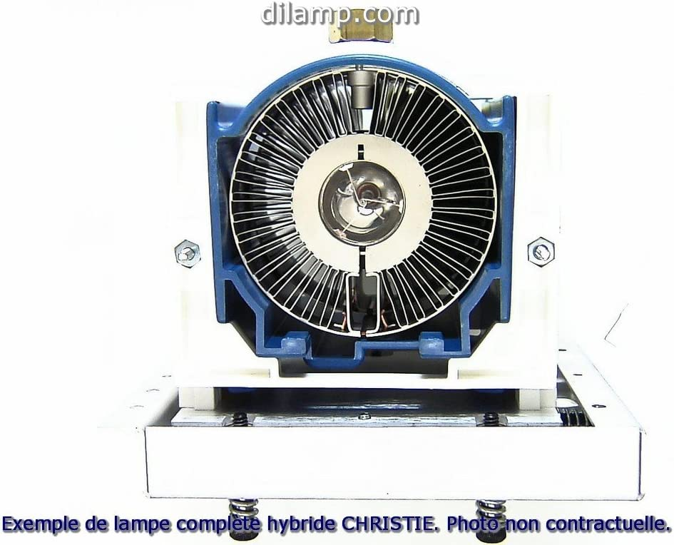 Projector Lamp Assembly with Genuine Original Ushio Bulb Inside. LX505 Christie Projector Lamp Replacement