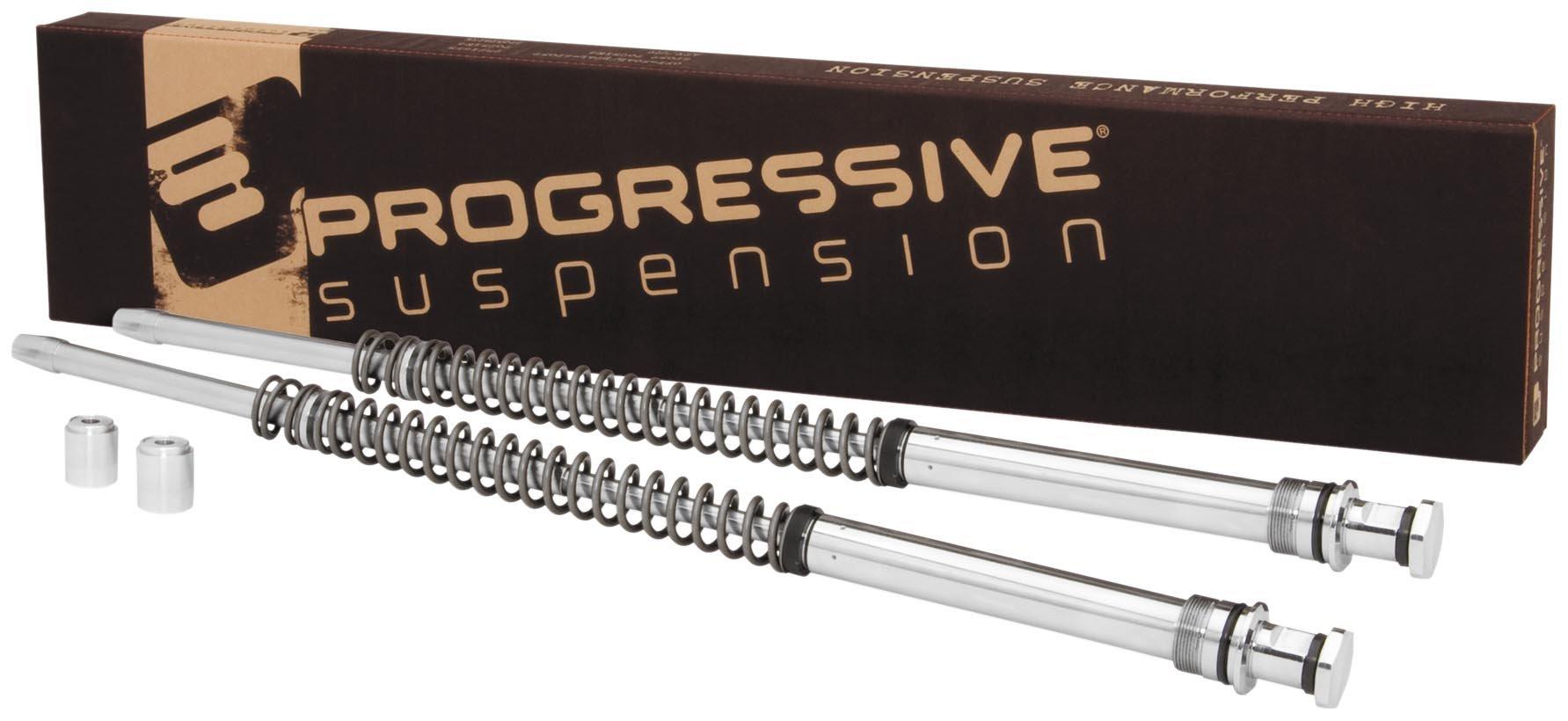 Progressive Suspension Monotube Fork Cartridge Lowering Kit