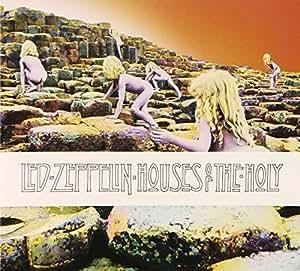 led zeppelin houses of the holy remastered original cd music. Black Bedroom Furniture Sets. Home Design Ideas