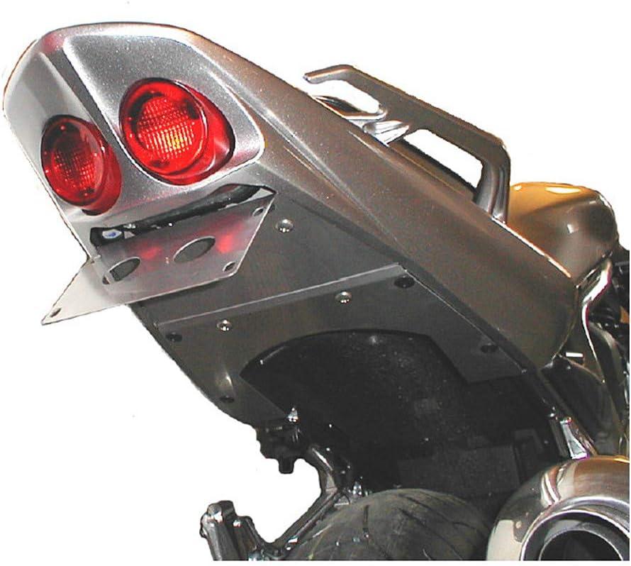 for 01-05 Yamaha FZS1000 Standard Competition Werkes Fender Eliminator Kit No Turn Signals