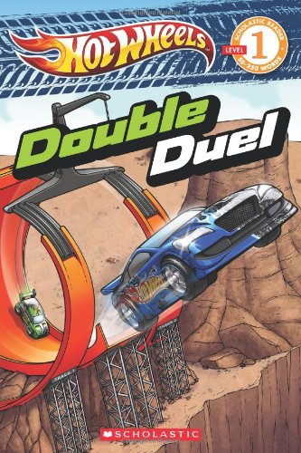 Hot Wheels: Double Duel (Hot Wheels Books)