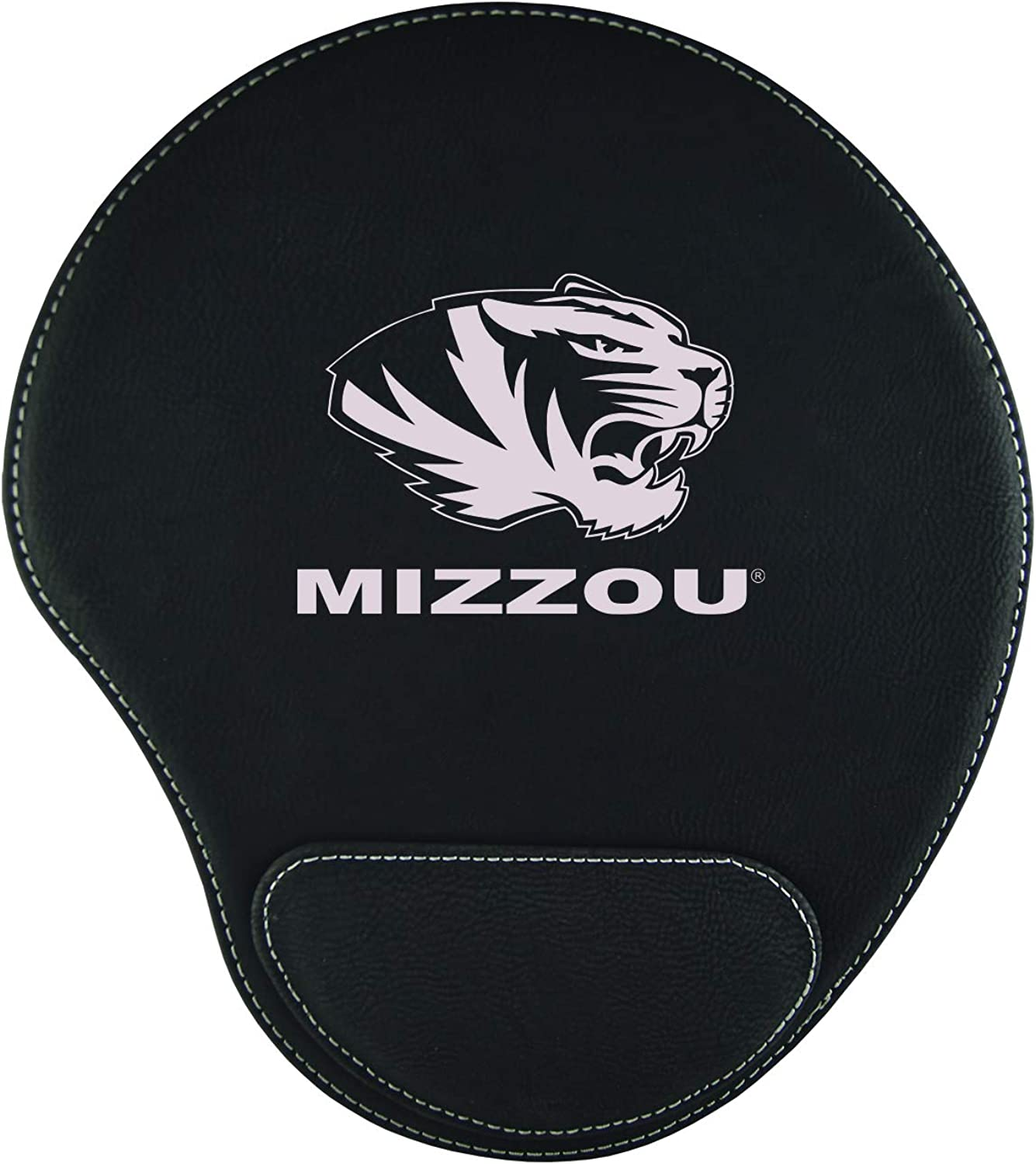 Mouse Pad with Wrist Rest Mizzou Tigers