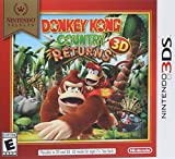 Best 3DS Games - Nintendo Selects: Donkey Kong Country Returns 3D Review