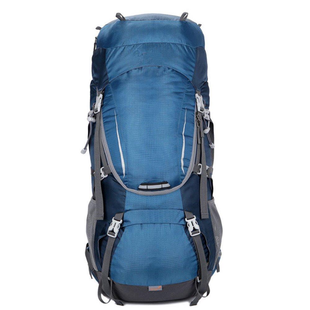GUOSANSAN Outdoor Sports Backpack 60l Wasserdichte Nylonrucksäcke, die Rucksack wandern