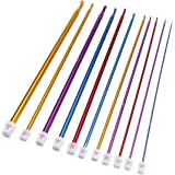 Crochet Hooks Needles (11pcs TUNISIAN AFGHAN Hook)
