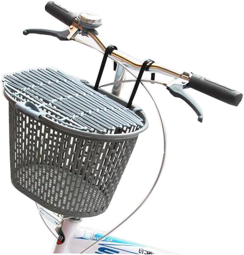 Black Temptation Cesta de Bicicleta Delantera Colgante con Gancho ...