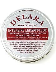 Delara intensywna pielęgnacja skóry – 150 ml bezbarwna – impregnuje i skutecznie chroni skórę, nowa receptura z wysokiej jakości olejem kokosowym i woskiem pszczelim.
