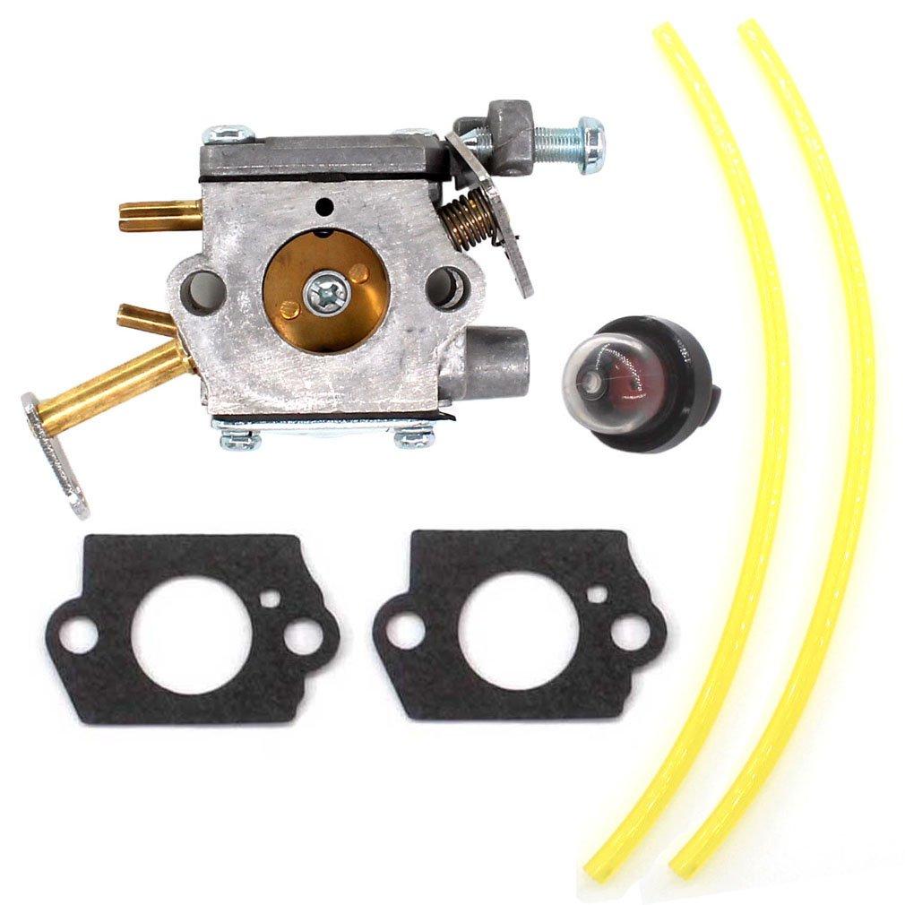 Aisen Carburetor Fuel Line Kit For Homelite Ut 10817 Chainsaw Filter 10815 10842 10779 10821 10784 10828 10780 10783 10932 10933