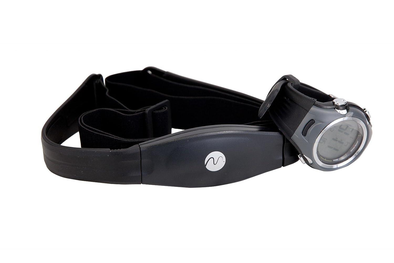 Maha Fitnessハートレートモニターと胸ストラップ B00OM8RPLS