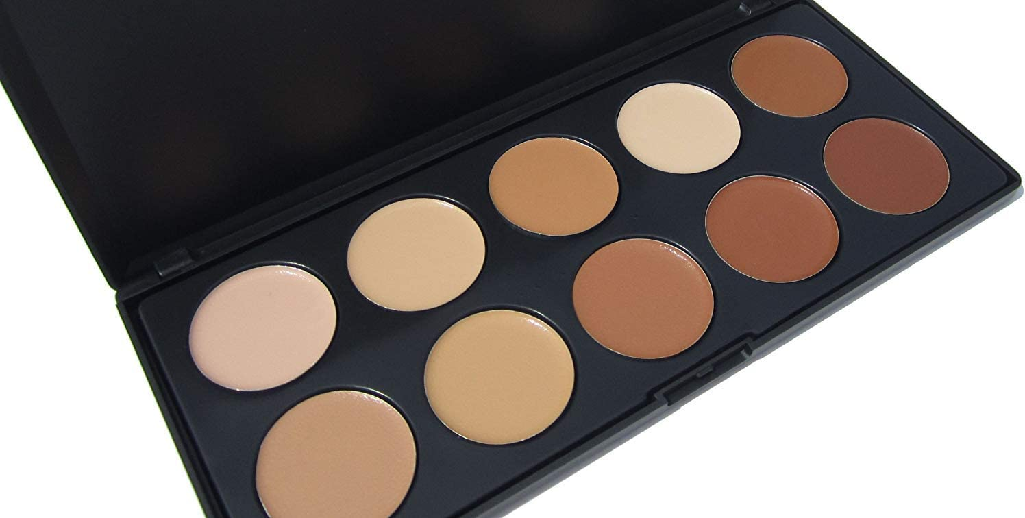 Belleza maquillaje cara licuadora Comestic esponja Puff: Amazon.es ...