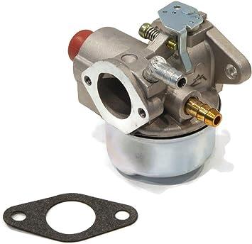 Amazon Com Carburetor For Tecumseh Models Ohh60 71125c Ohh60 71126c Ohh60 71126d Automotive