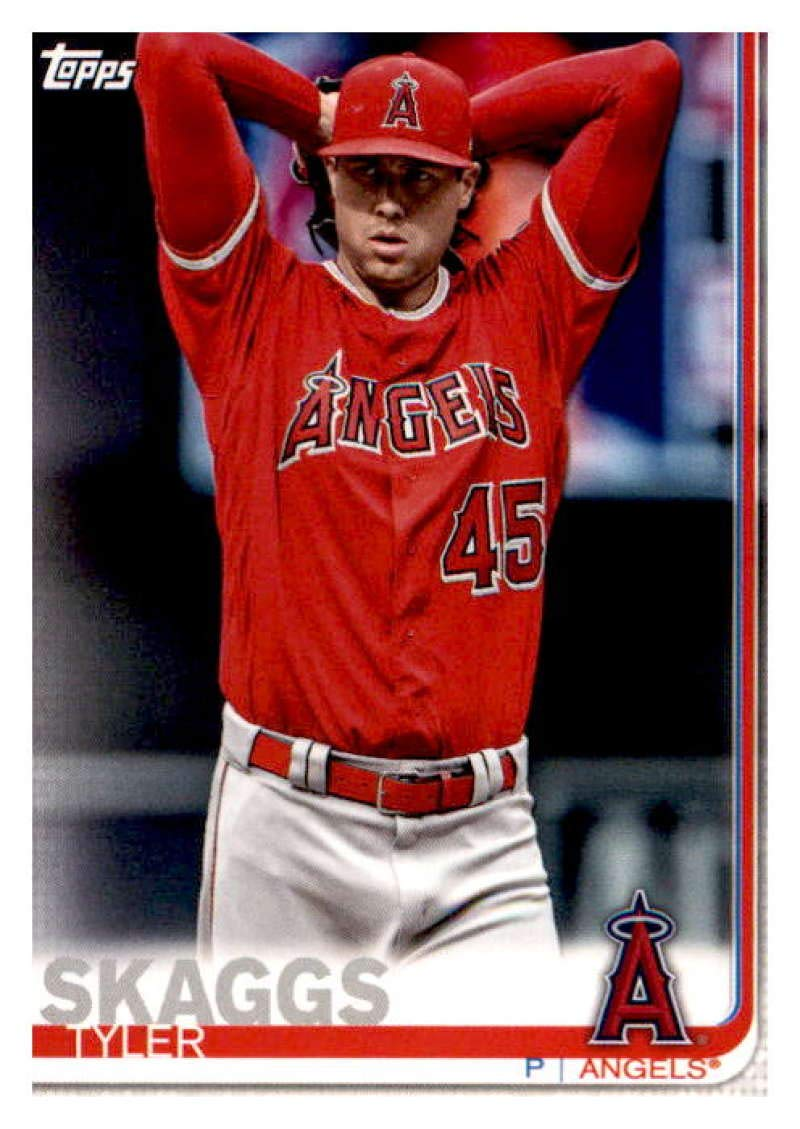 Galleon 2019 Topps Team Edition Los Angeles Angels A 9