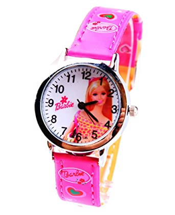 child dress kids kitty pink watches saat grande silicone montre children baby enfant watch products girls relogio wrist hello cute cartoon clock