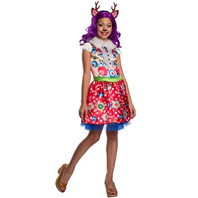 Rubie's Enchantimals Child's Costume, Danessa Deer, Medium: Clothing