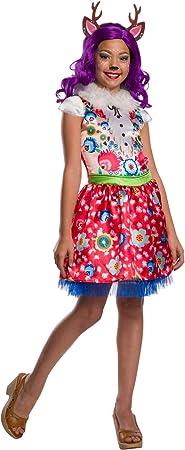 Enchantimals - Disfraz Danessa Deer para niña, talla M 5-7 años ...