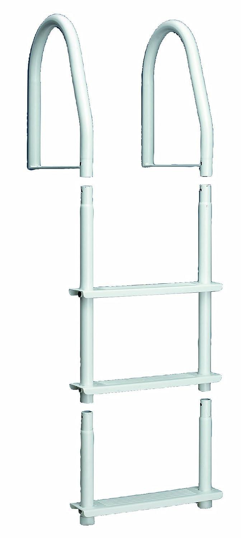 Dock Edge Howell Galvalume Fixed Dock Ladder 2103-F-Parent