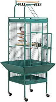 5 - World Pride Wrought Iron Select Bird Cage