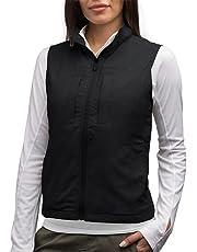 SCOTTeVEST Women's Featherweight Vest - 16 Pockets - Travel Clothing