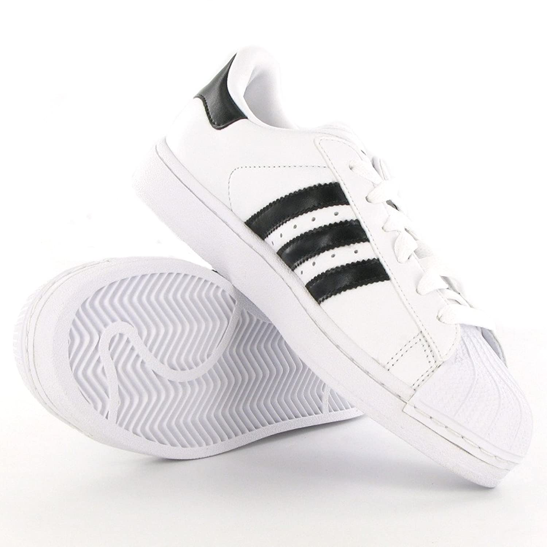 Adidas Superstar 2 Womens Svart Og Hvitt kf6PdAwWE