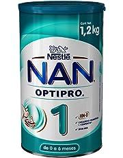 Nestle Nan Fórmula Infantil 1 Optipro, 1.2kg, Pack of 1