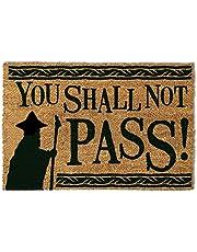 """Pyramid International - Felpudo """"You Shall Not Pass!"""" De El Señor De Los Anillos"""
