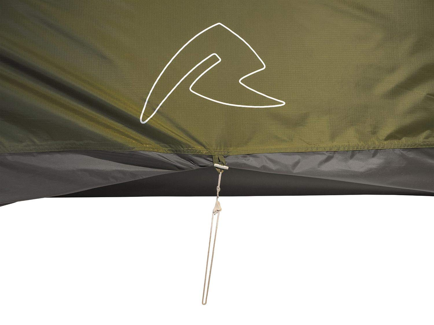 Robens Green Cone 4 Man Trail Tipi Tent Green