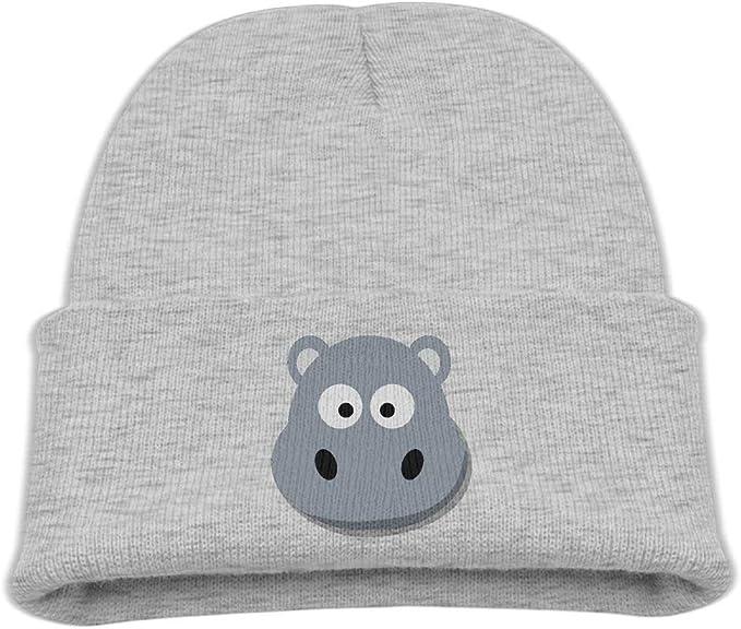 KLING Hipopótamo de Dibujos Animados Niño pequeño Bebé Suave Lindo ...