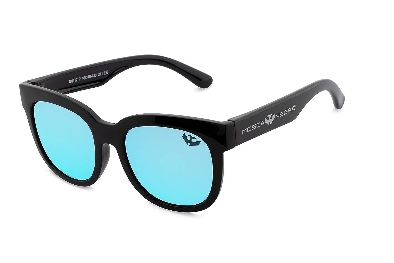 Gafas de sol para niño niña MOSCA NEGRA modelo NEW YORK ...