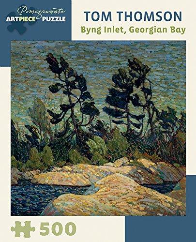 - Tom Thomson Byng Inlet, Georgian Bay 500-piece Jigsaw Puzzle