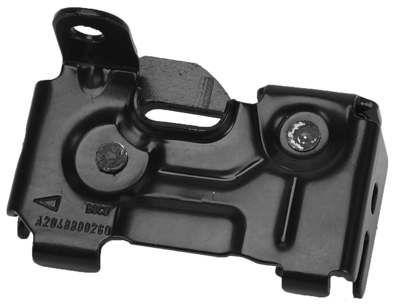 Bapmic 2048800260 Front Left//Right Hood Lock Latch for Mercedes-Benz W166 W204 W205 W207 W212 X253 C300 E400 GLC300