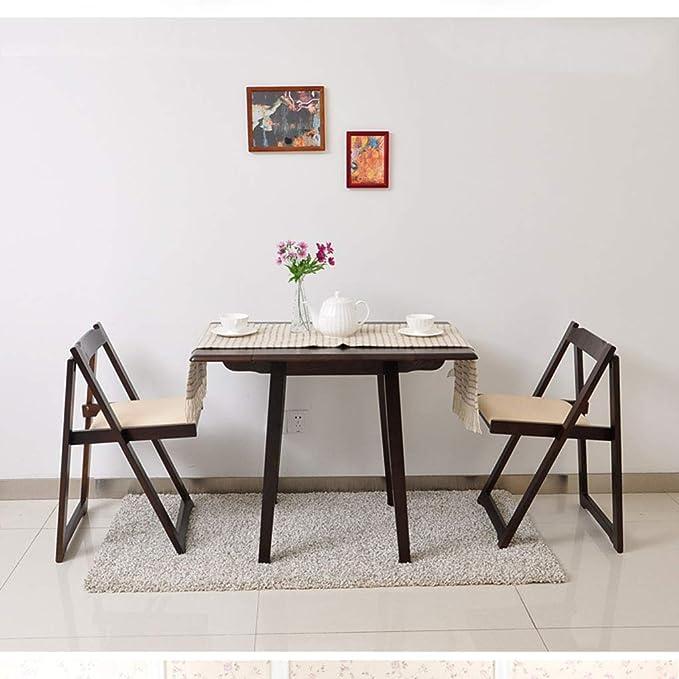 Silla silla de comedor de madera maciza sala de estar en ...