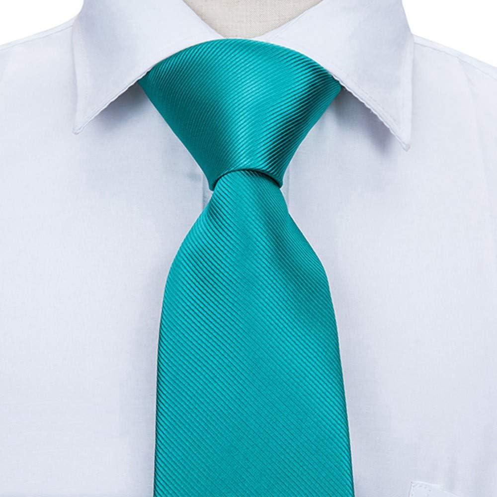 QEHWS Corbata Corbatas para Hombre Juego De Corbatas Tipo Corbata ...