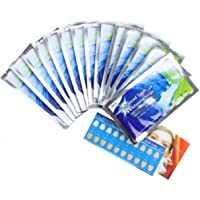 Teeth Whitening Strips Oral Hygiene Care Double Sticks Upper & Lower Teeth Strips Dental White Bleaching Tools Tooth Care